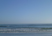 クライストチャーチ、サムナービーチ