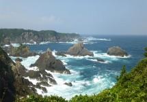串本,大島、和歌山、海金剛