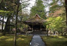 京都、大原三千院