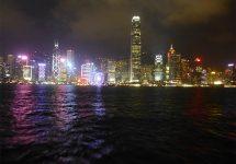 香港、hongkong、夜景