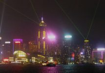 香港、hongkong,夜景