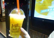 hongkong,香港,マンゴジュース,許留山