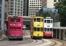 香港、hongkong,トラム、tram