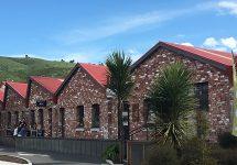 ニュージーランド旅行、クライストチャーチ、ザタナリー