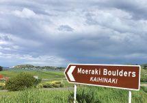 ニュージーランド、オアマル、モエラキ・ボルダーズ