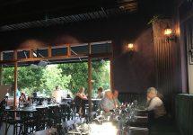 クライストチャーチ、オックスフォードテラス、レストラン