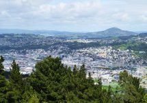 ダニーデン,シグナルヒルズ,ニュージーランド