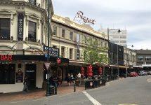 ニュージーランド旅行、ダニーデン、オクタゴン、市内観光