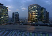 大阪、旅行、ホテルグランヴィア大阪
