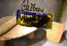 ダニーデン、キャドベリーチョコレート、ニュージーランド旅行