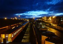 ニュージーランド、ダニーデン、ダニーデン鉄道駅