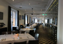 海が見えるれるレストラン、ニュージーランド、オークランド、nz,auckland,harbour,restaurant